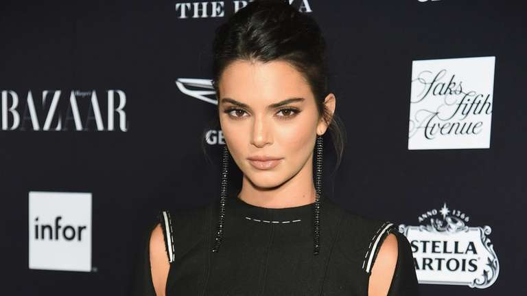 """Kendall Jenner attends Harper's Bazaar Celebrates """"ICONS By"""