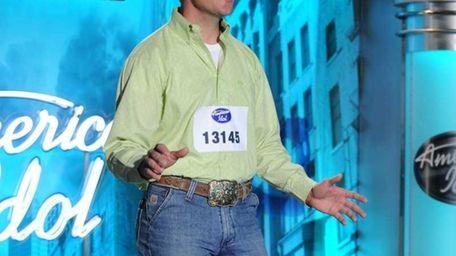 John Wayne Schulz, 22, from Karnes City, Texas,