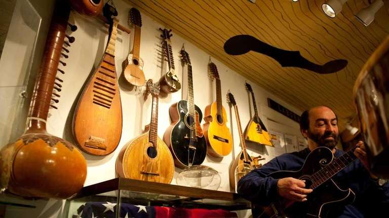 Founder and executive director of The American Guitar