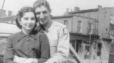 Lucille and Louis Gallina, former Plainview residents, in