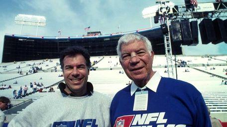 ED SABOL, founder of NFL Films Thanks to