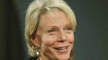 New York City schools chancellor Cathie Black is