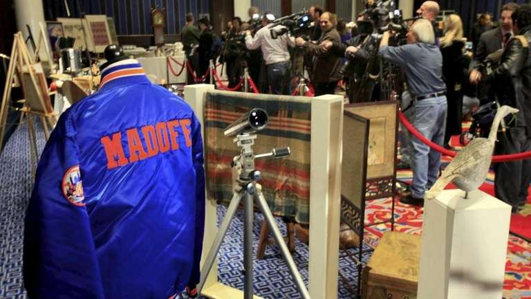 A New York Mets baseball jacket, personalized for