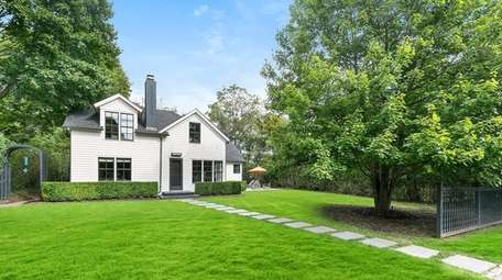 This Southampton home is listed for $2.995 million.
