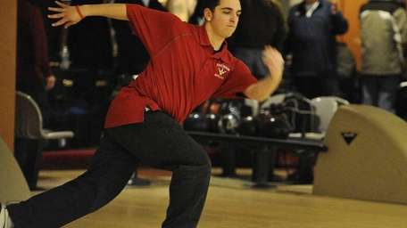 In this file photo, Sachem East boys bowling