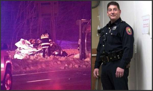 Nassau County Police Officer Michael J. Califano, 44,