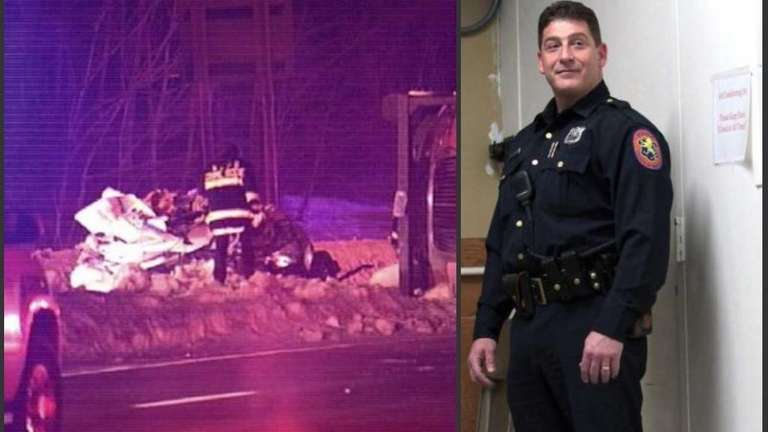 Nassau County Police Officer Michael J. Califano, 44,