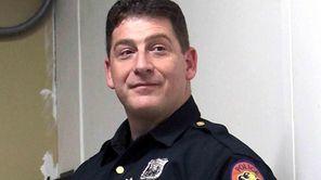 Nassau County Highway Patrol Officer Michael J. Califano,