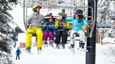 Whitefish Mountain Resort in Montana is a family-friendly