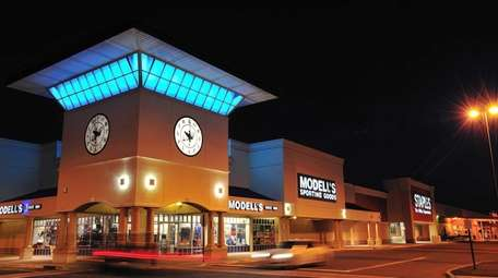 Kimco Realty Corp. owns about 30 shopping centers
