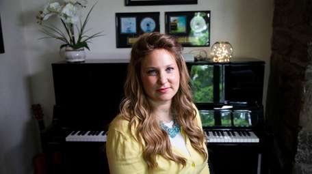 Sarah Dukes is a Hasidic Jewish composer, part-time