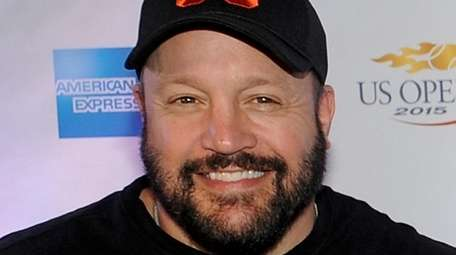 Kevin James attends Rally On The River presented