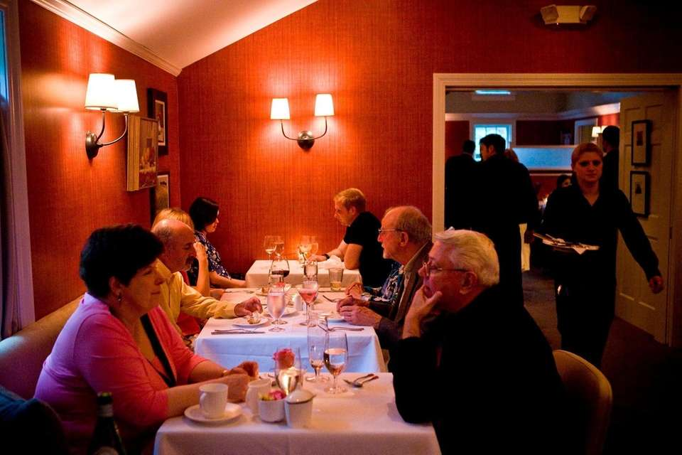Mirabelle Restaurant and Mirabelle Tavern (150 Main St.,