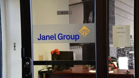 Janel Corp. of Lynbrook disclosed in an SEC