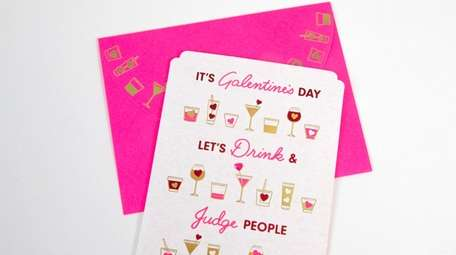 Galentine's Day is a fictional holiday based on