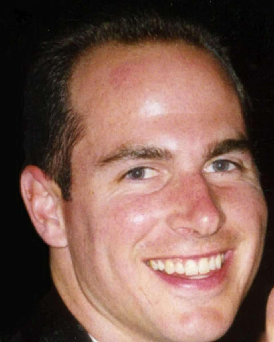 Peter Christopher Frank, 29, of Manhattan, was on