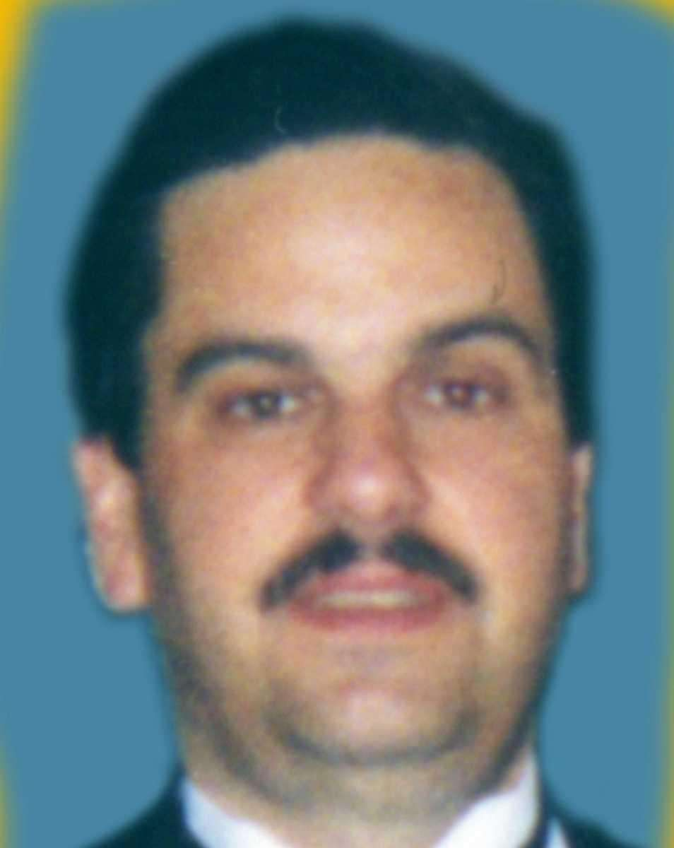 Charles Waters, 44, of Bethpage, was vice president