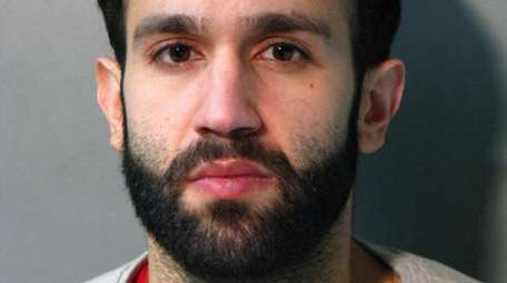 Farbod Hoorizadeh, of Queens, was charged with burglary,