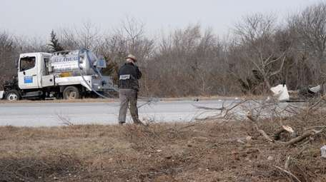 State Police at scene of fatal crash Friday