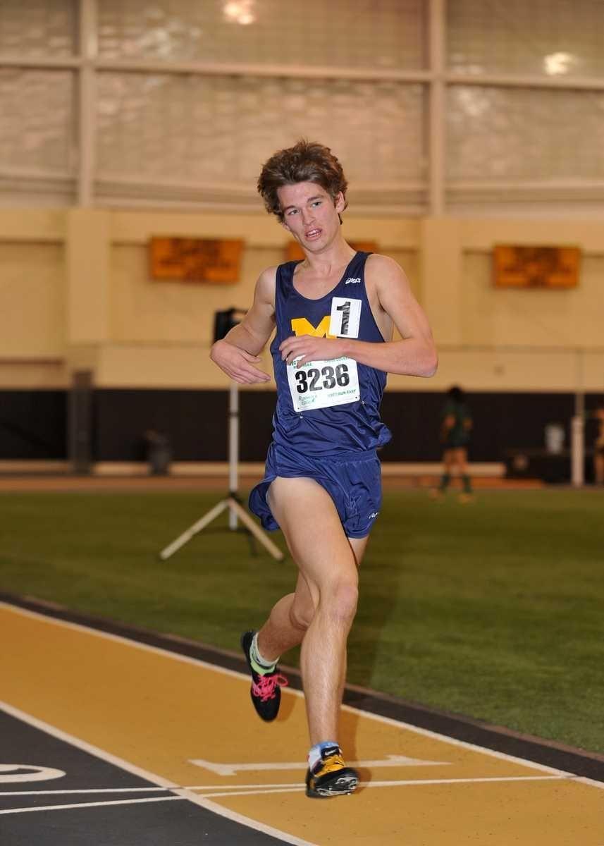 Massapequa Senior Andrew Valenski takes second in the