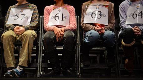 The Long Island Regional Scripps Spelling Bee is
