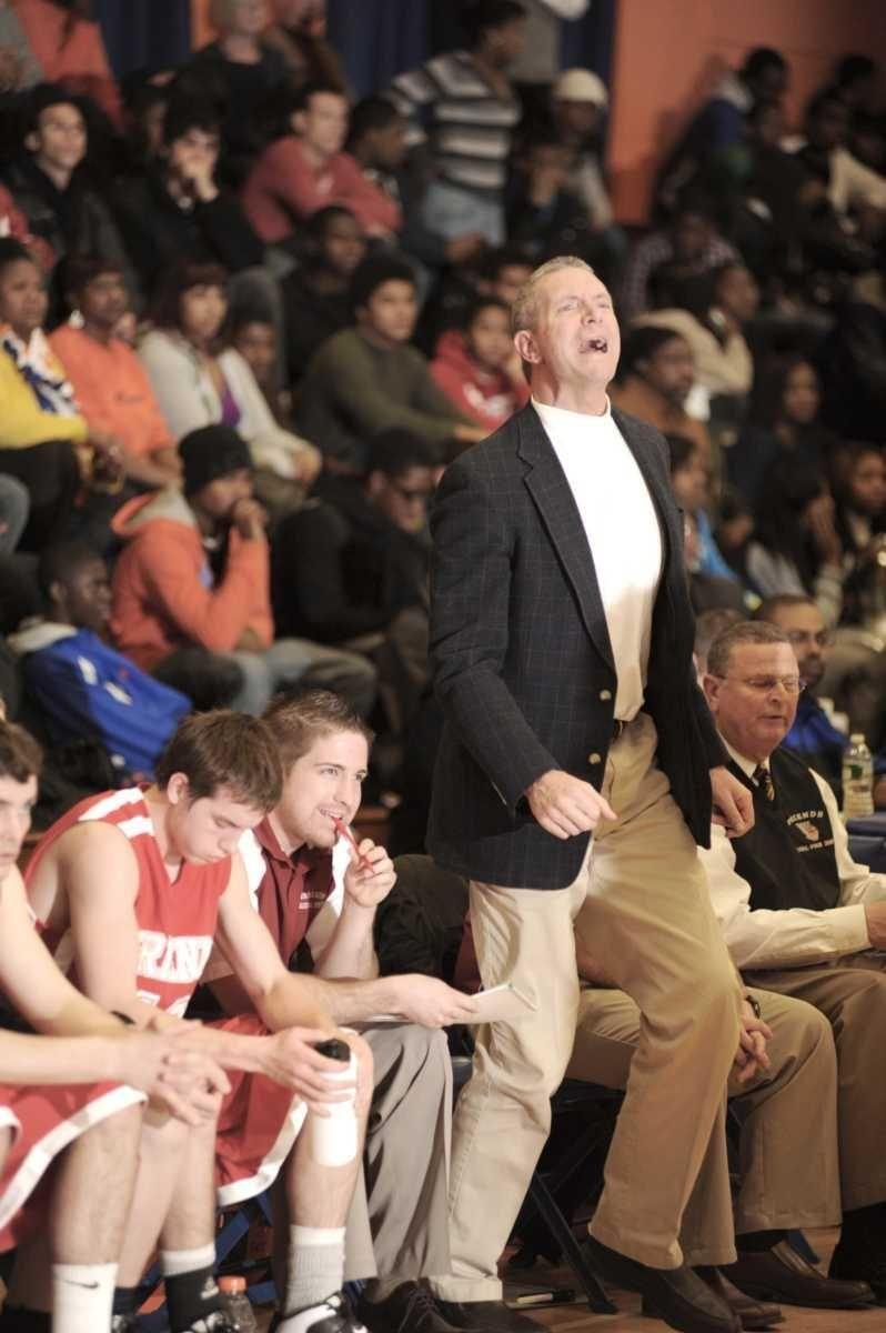Friends Academy's Steve Hefele. (Feb. 8, 2011)