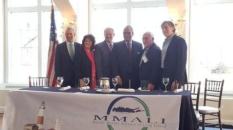 ( From left)Steve Stern, Assemblyman New York State