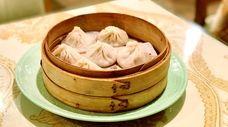 At Blue Wave Chinese restaurant in Williston Park,