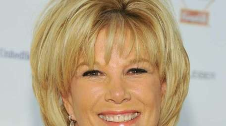 Journalist Joan Lunden attends the Woman's Day 8th