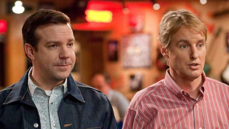 JASON SUDEIKIS stars as Fred and OWEN WILSON