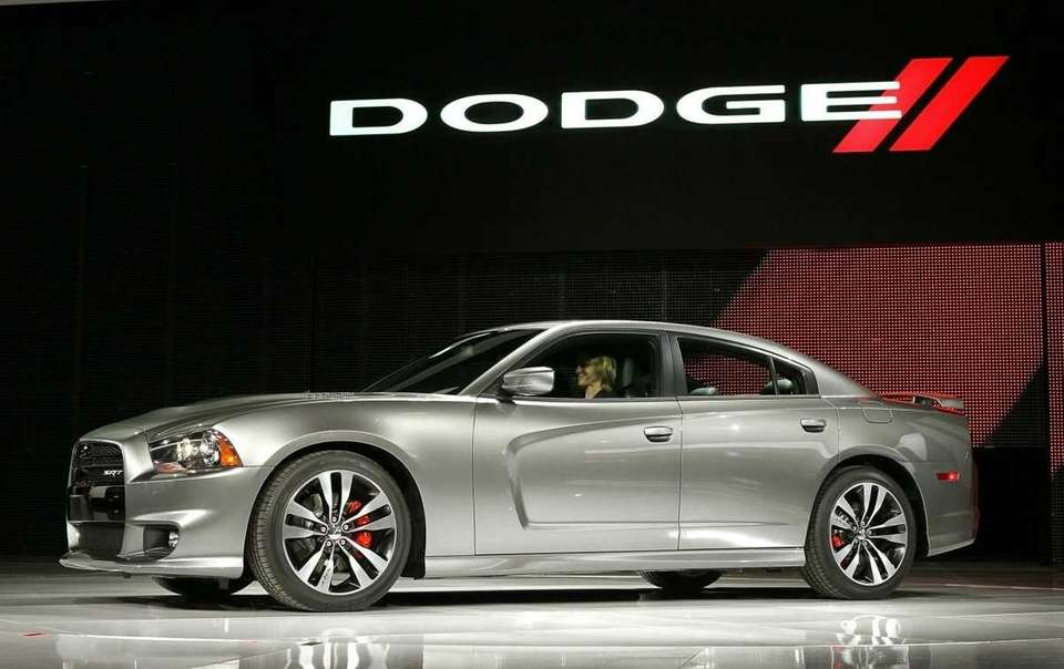 Dodge introduces the 2012 Charger SRT8 at the