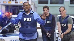 CRIMINAL MINDS: SUSPECT BEHAVIOR -- (left to right)