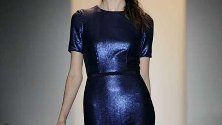 The fall 2011 collection of designer Peter Som