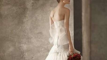 Vera Wang's new collection, called White by Vera