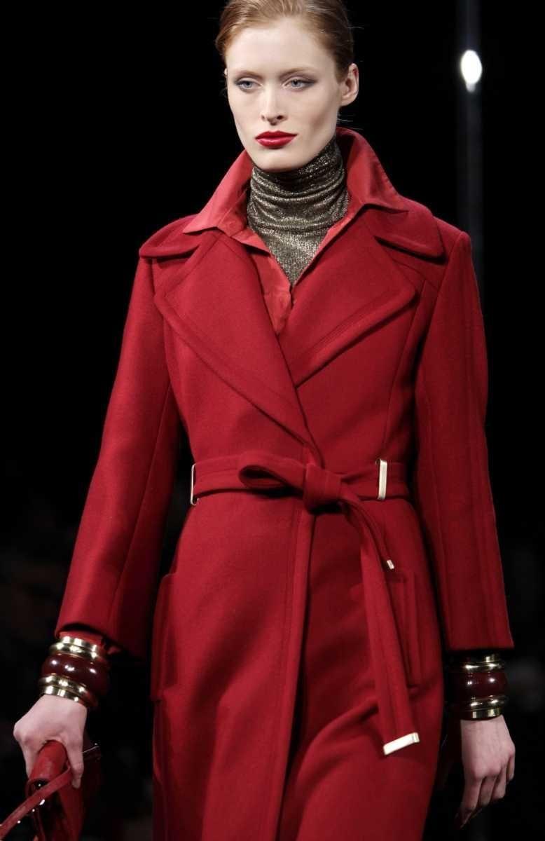 Fall 2011 fashion from Diane von Furstenberg is