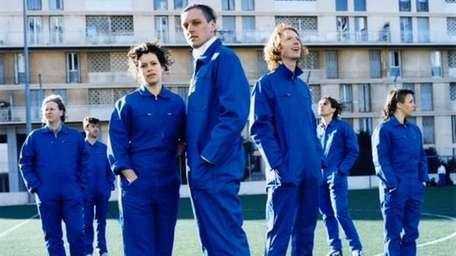Canada's Arcade Fire won album of the year