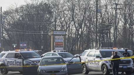 Suffolk police investigate after a man was shot