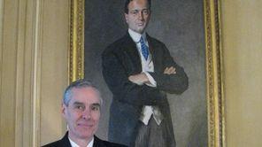 Lance Reinheimer has been appointed interim director of