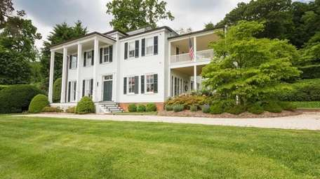 Built in 1855, the four-bedroom, four-bathroom Cold Spring