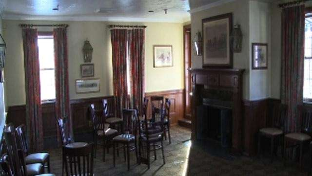 The 223-year-old Maine Maid Inn in Jericho served