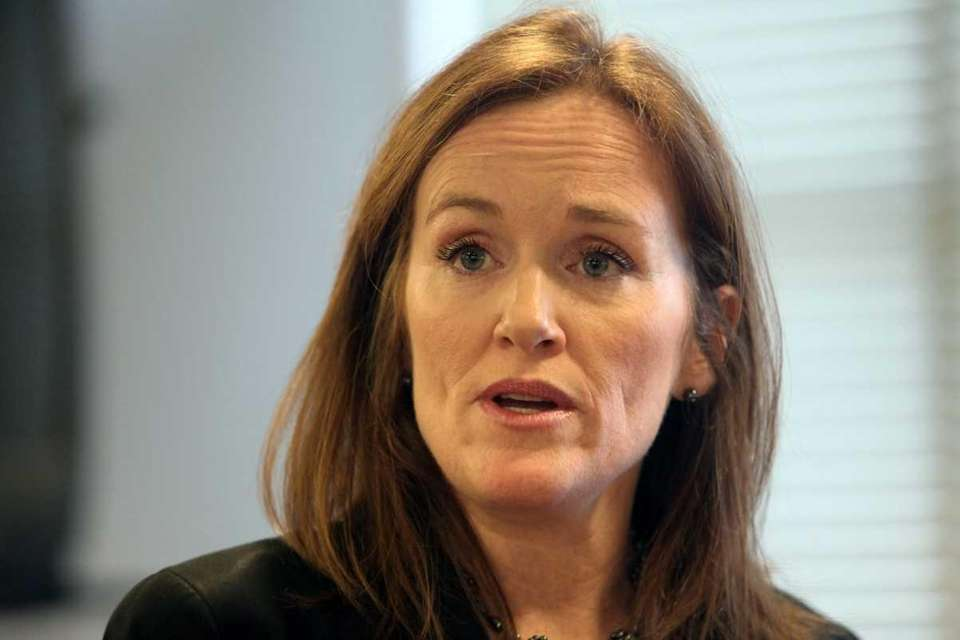 Nassau County District Attorney Kathleen Rice comments about