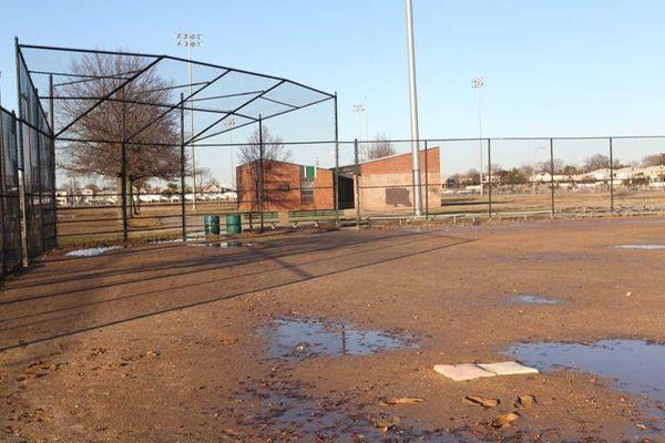 Bay Park's baseball field may soon get renovated