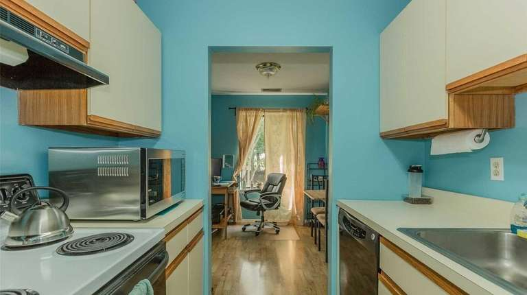 This Coram condo is listed for $229,000.