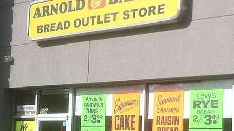 Baldwin's Arnold Bakers Bread Outlet Store was saved