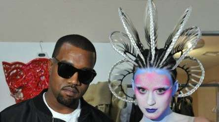 Kanye West and Katy Perry team up for