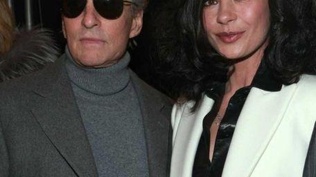 NEW YORK, NY - FEBRUARY 16: Actors Michael