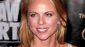 Lara Logan arrives at The 33rd Annual American