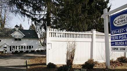 A home for sale in Huntington.