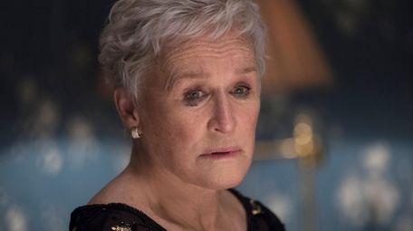 """Glenn Close as Joan in """"The Wife."""""""