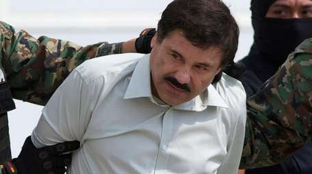 "Joaquín ""El Chapo"" Guzmán, the alleged head of"